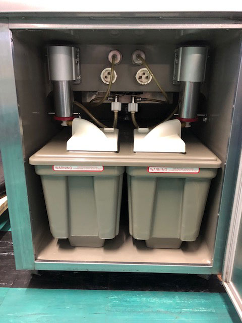 Taylor 3 karos lágyfagylalt gép