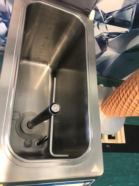 Carpigiani Pastomaster RTX 60 fagylalt pasztörizáló, pasztőröző