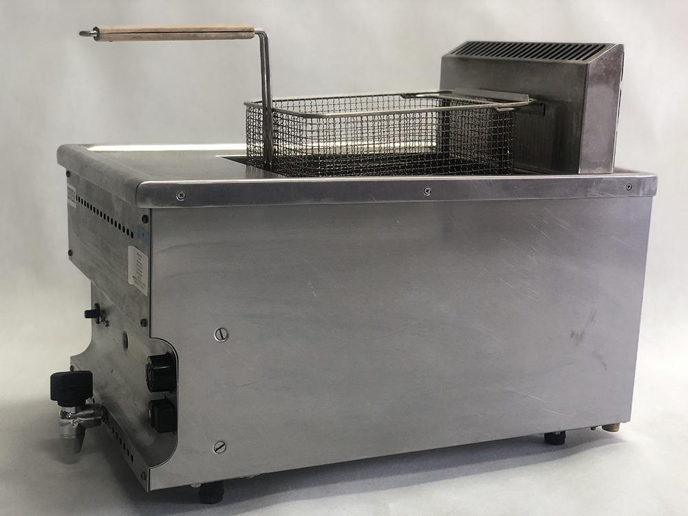 Asztali gázos fritőz 16 liter