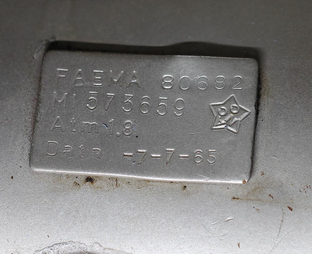 Faema E61 2 karos kávéfőző, Fiorenzato F64 EVO kávédarálóval