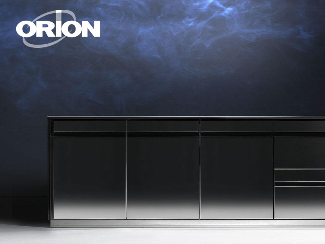 Orion Beck - Az olasz bárpult rendszerek élvonalában