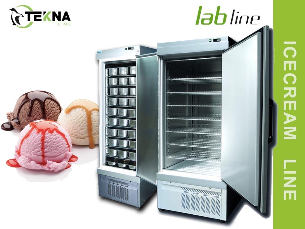 Hűtéstechnika olasz módra – Tekna Line hűtőszekrények