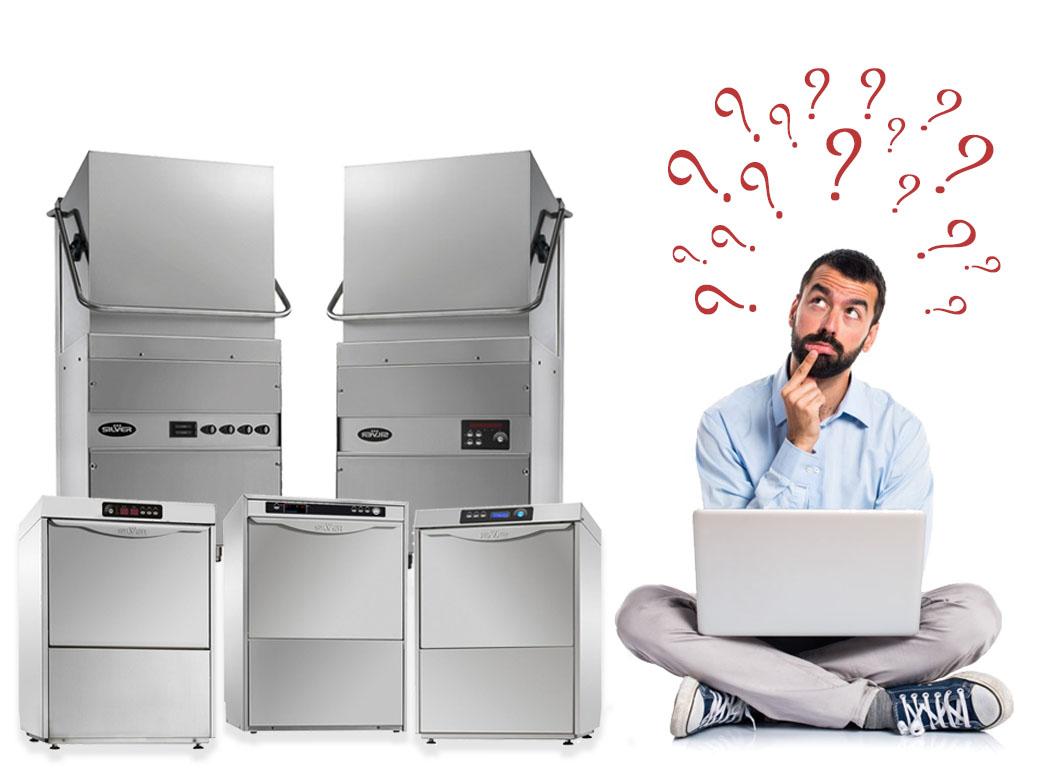 Ipari mosogatógép választása