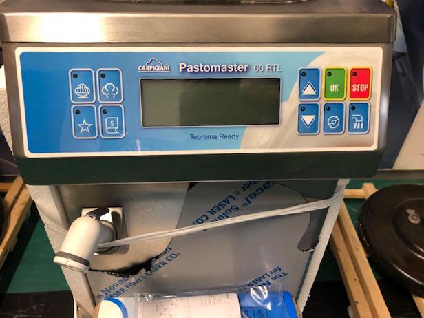 Carpigiani Pastomaster RTL 60 L fagylalt pasztörizáló