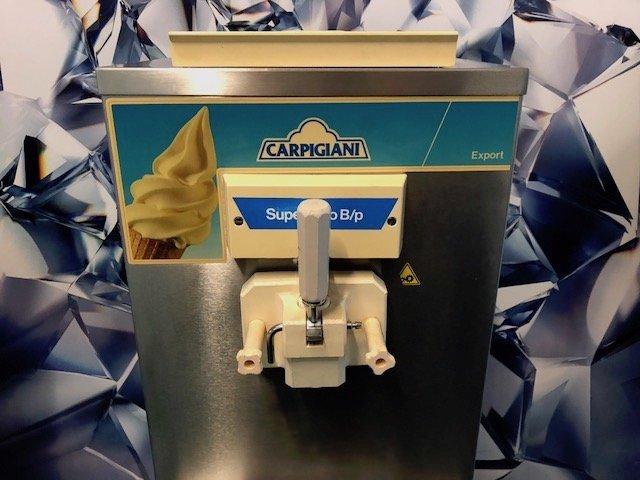 Carpigiani Super Uno B/p fagylalt fagyasztó