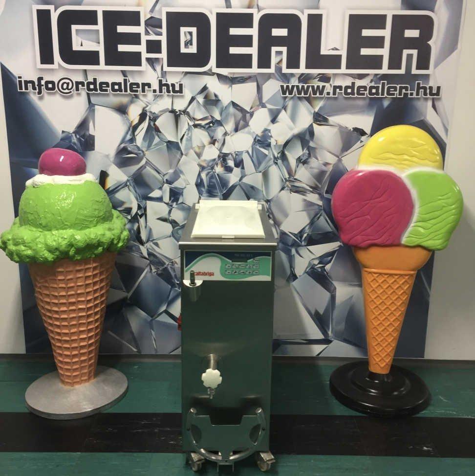 CATTABRIGA PSK KEL 65 S fagylaltfőző, pasztörizáló