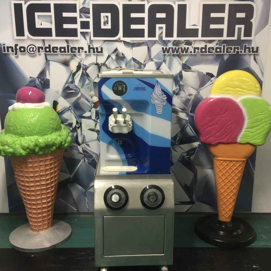 CARPIGIANI 191 N'Ice Cream 1+1 karos, lágyfagylaltgép