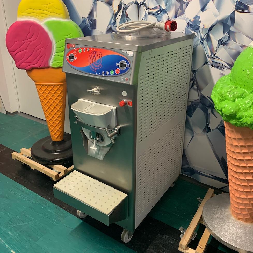 Bravo Trittico 457 Premium Duo fagylaltfagyasztó és főző