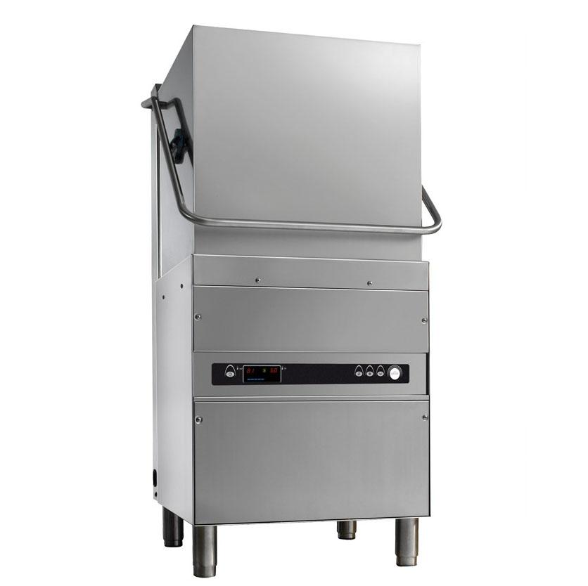 SILVER 1300 ECO TDA kalapos mosogatógép, digitális kijelzővel, beépített vízlágyítóval