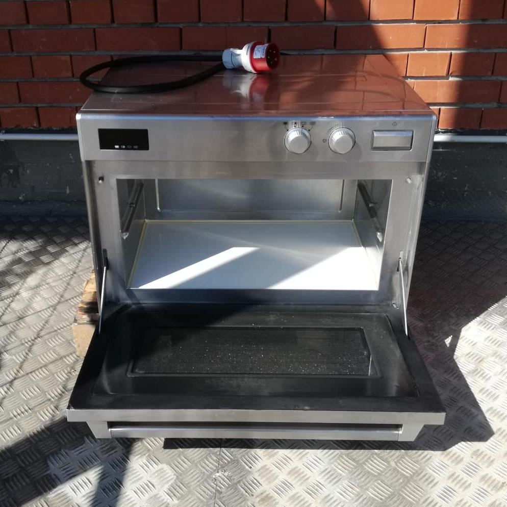 Panasonic Pro 2 ipari mikró, mikrohullámú sütő 3240W