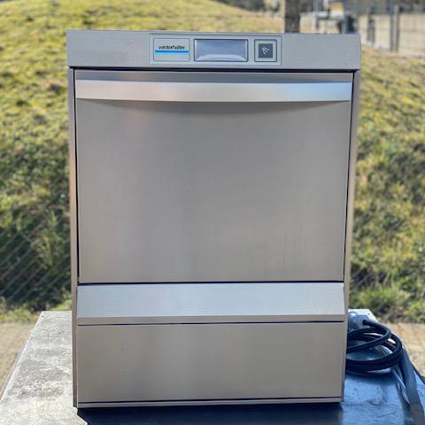 Winterhalter UC-L pohár-, és tányér mosogatógép
