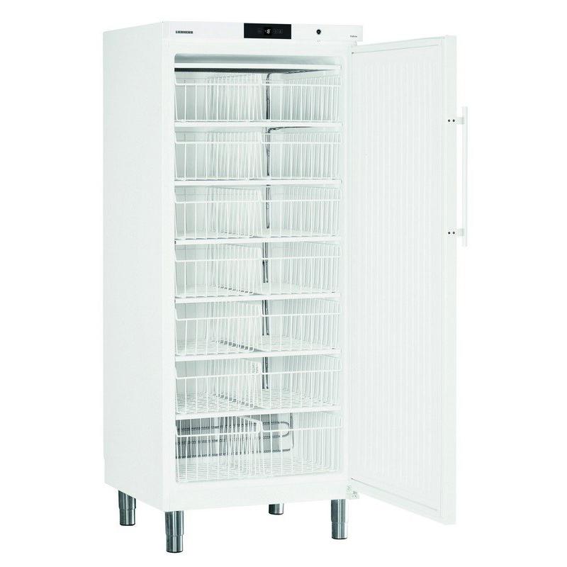 LIEBHERR 513 literes mélyhűtő, statikus hűtéssel, teli ajtós