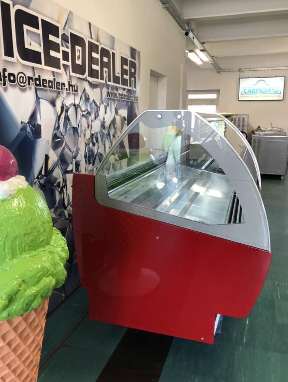 FB RANIERI 20 tégelyes fagylaltpult