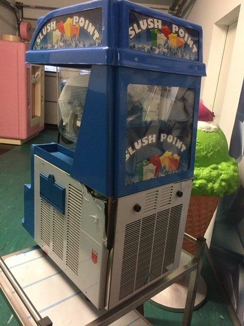 SPM Slush Point jégkásagép